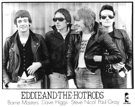 EDDIE and THE HOT RODS foto