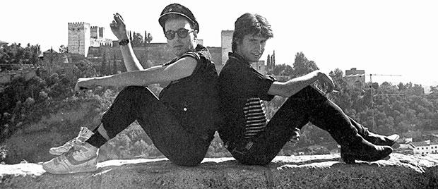 joe-strummer-y-jesus-arias-granada-1984