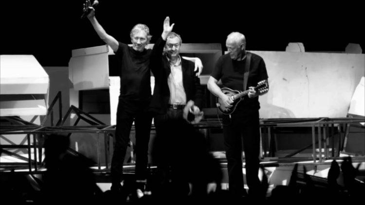 Pink Floyd Reunion Wall Live DVD 2011 (1)