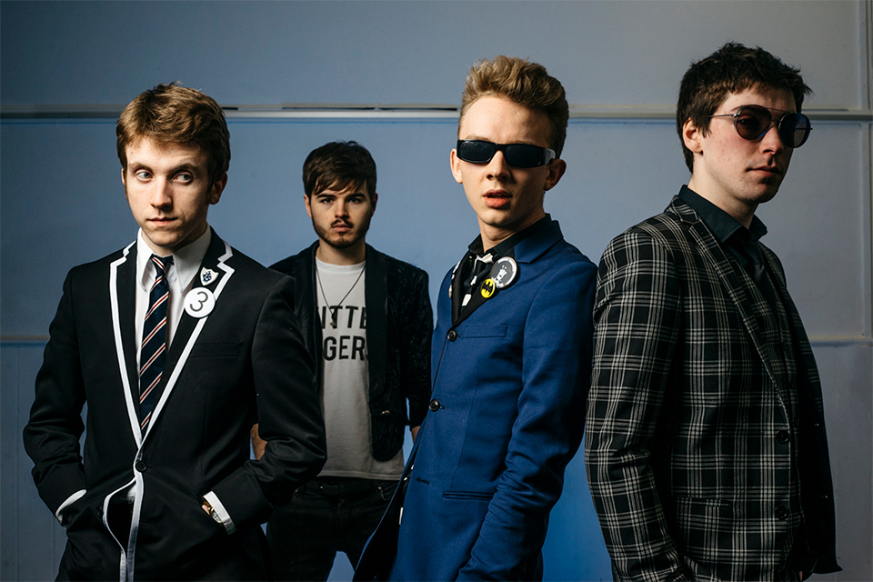 the strypes spitting image