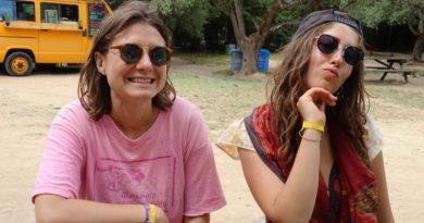 """Gabriella Cohen: """"Si la música te hace sonreír, entonces es bueno"""""""