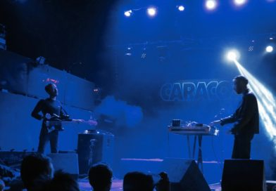 """Forest Swords presents """"Compassion"""" (Sala Caracol, Madrid)"""