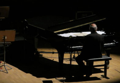 Michael Nyman Band (Auditorio Nacional de Música, Madrid)