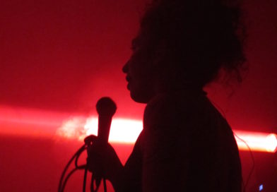 100% Psych   The Bug feat. Miss Red (Sala Shôko, Madrid)