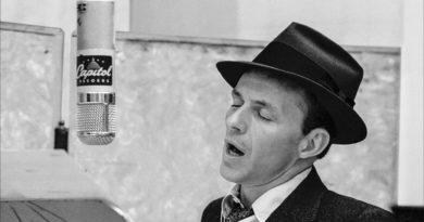 Frank Sinatra   El Inmortal Frankie Ojos Azules