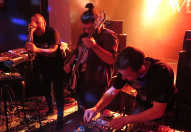 Lazharus + Umbrage + Crossed (Sound Isidro)