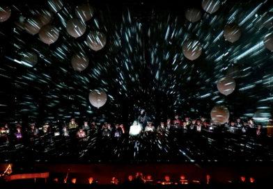 La Creación de Haydn, por La Fura dels Baus (Auditorio San Lorenzo del Escorial)