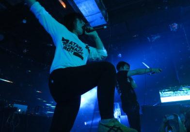 Atari Teenage Riot (Cool Stage, Madrid)