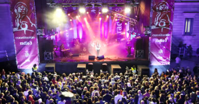 Radio 3 organiza un concierto especial en el Día de Europa