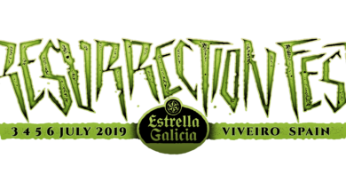 Logo Resurrection Fest 2019