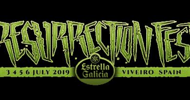 Logo Resurrection Fest 2019