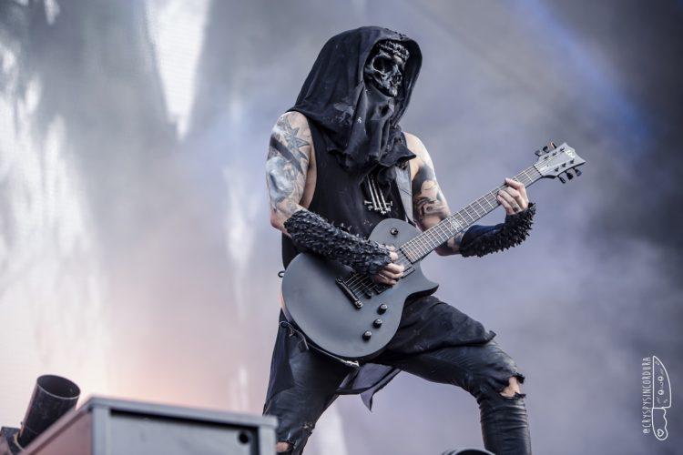 Behemoth Knotfest Hellfest 2019
