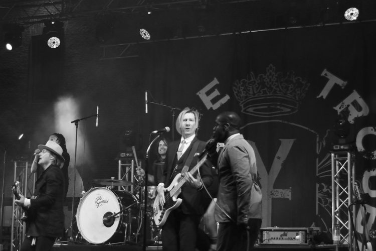 Vintage Trouble Black Is Back Weekend 2019