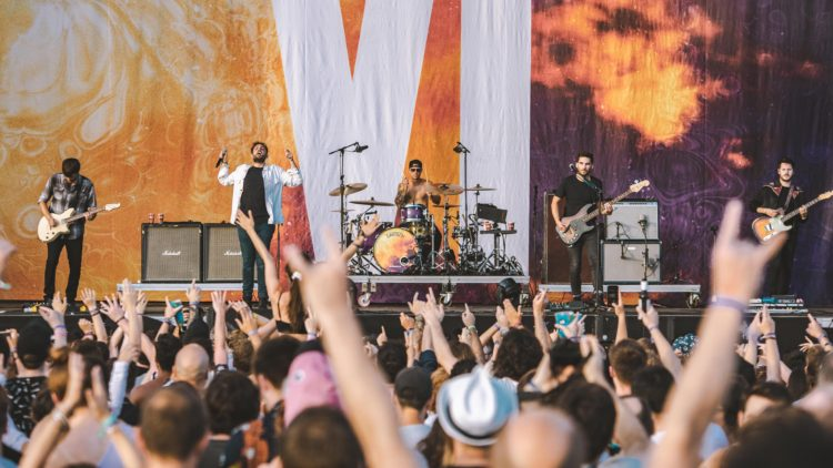 FIB 2019 You Me At Six