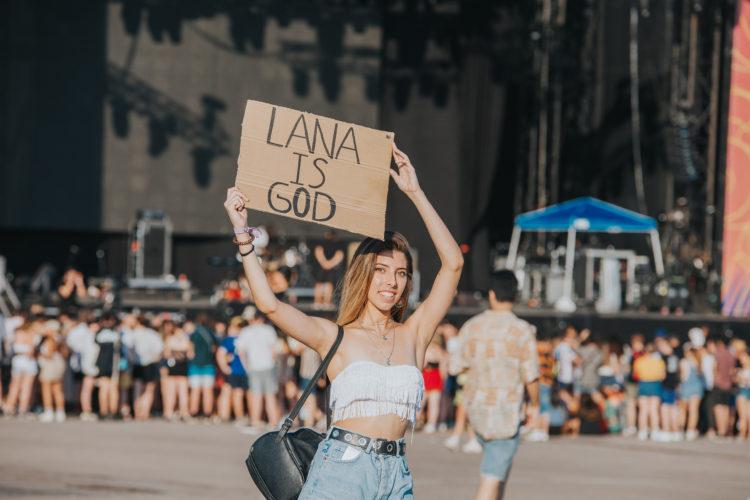FIB 2019 Fan Lana del Rey