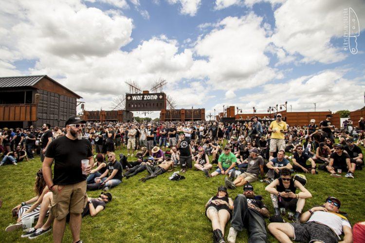 HellFest 2019 Público