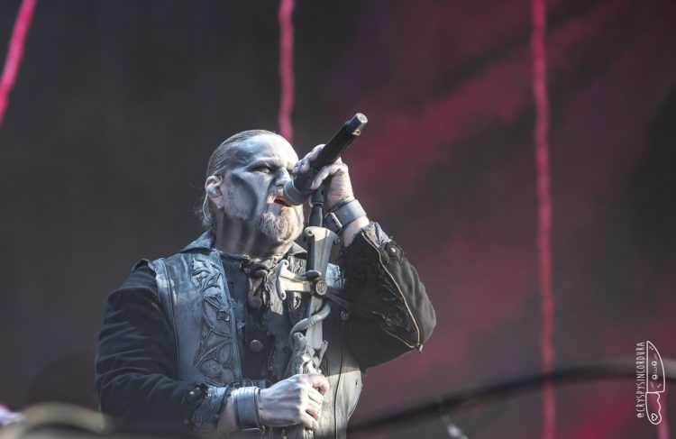 Powerwolf Knotfest Hellfest 2019