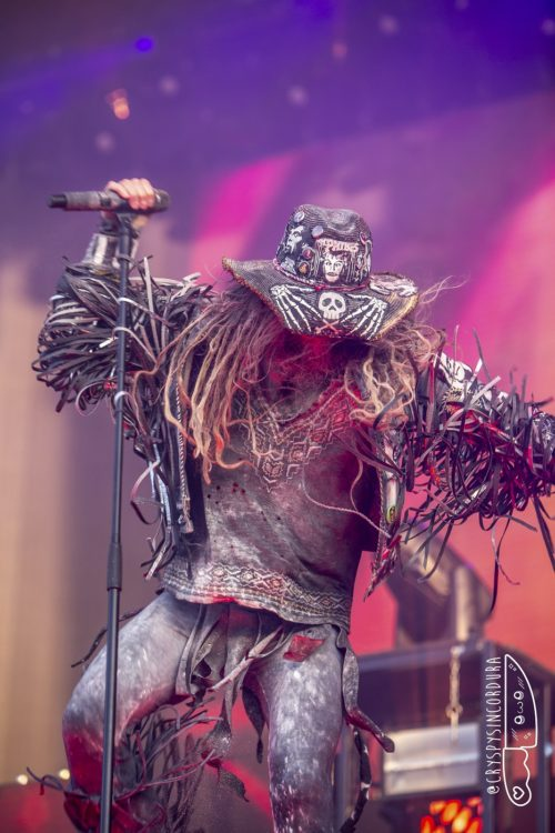 Rob Zombie Knotfest Hellfest 2019