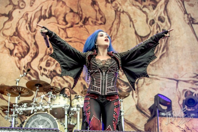 Arch Enemy Resurrection Fest 2019
