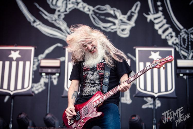 Lamb Of God Resurrection Fest 2019