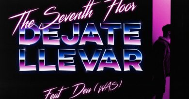 portada single dejate llevar the seventh floor was