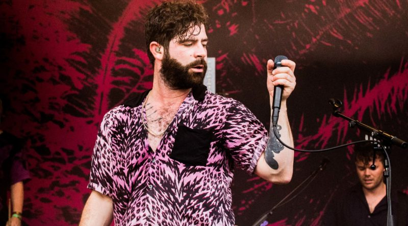 Foals Glastonbury 2019