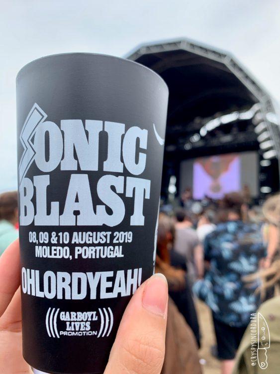 Vaso SonicBlast 2019