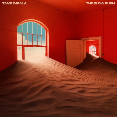 slow rush cover album tame impala