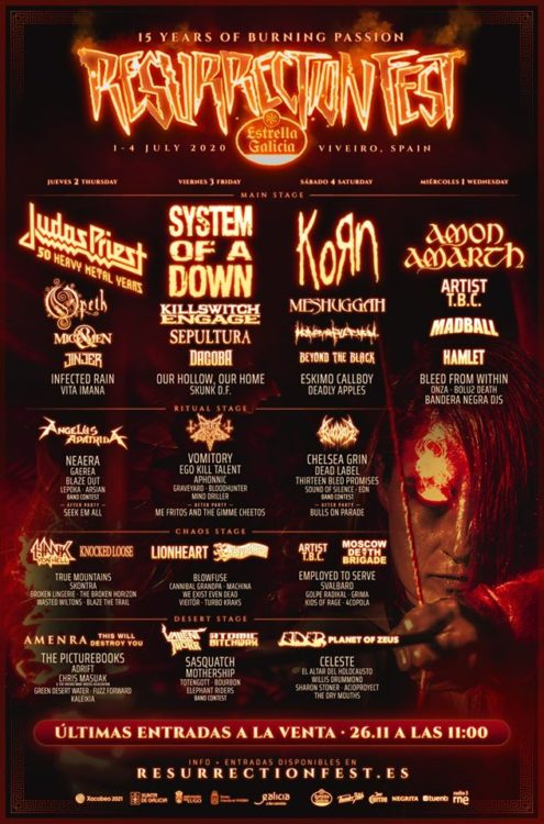 cartel resurrection fest 2020