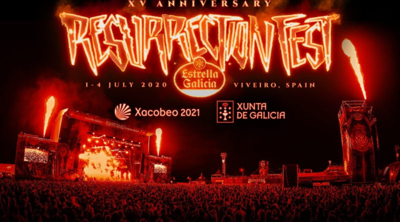 resurrection fest 2020 cabecera