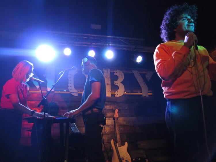 helado negro moby dick madrid concierto 2019