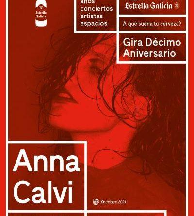 anna calvi concierto madrid 2019 independance live son estrella galicia