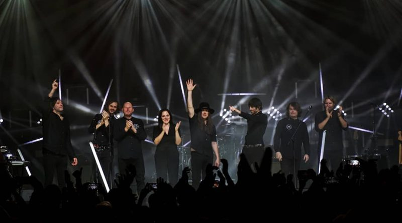 archive band concierto madrid 2019 teatro barcelo