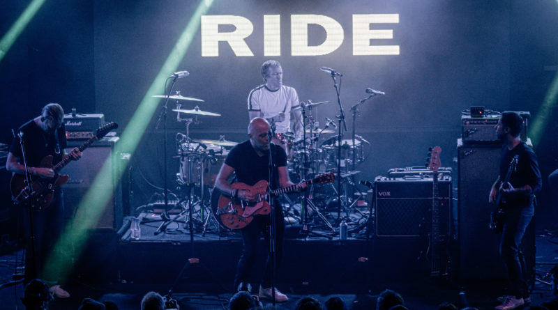 concierto RIDE Madrid 2020