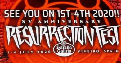 resurrection fest 2020 coronaivurs