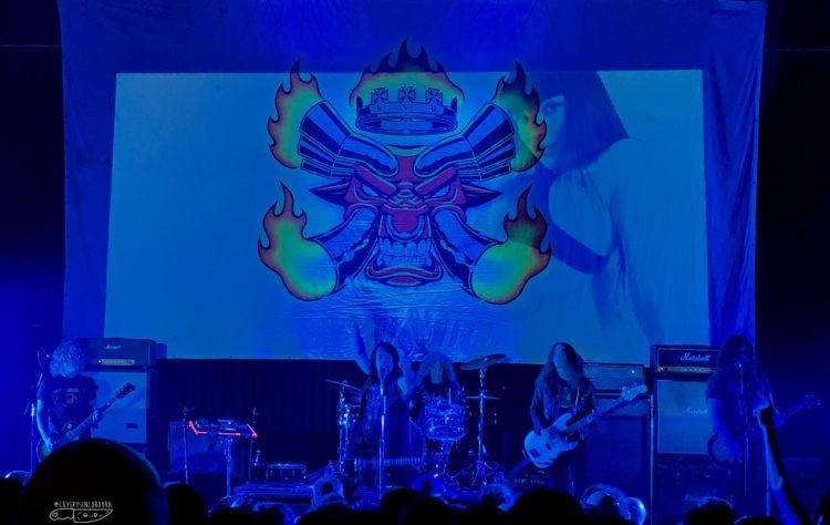 monster magnet concierto santiago