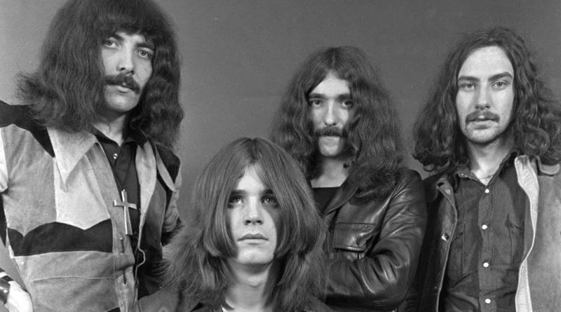 heavy metal black sabbath